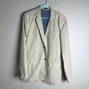 Gap medium tan blazer sport coat ww1